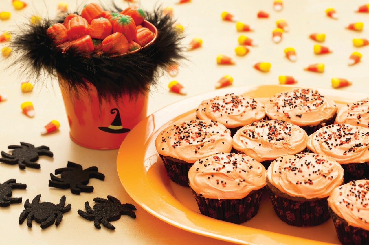 tasty themed treats are an important part of any halloween party