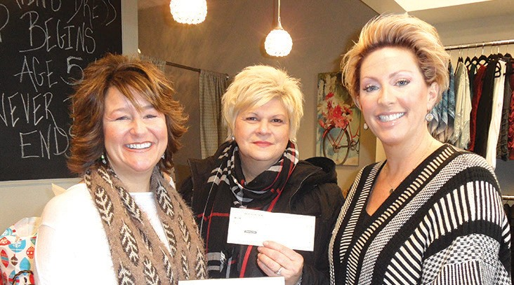 White Lake salon, spa and boutique's ladies night supports local