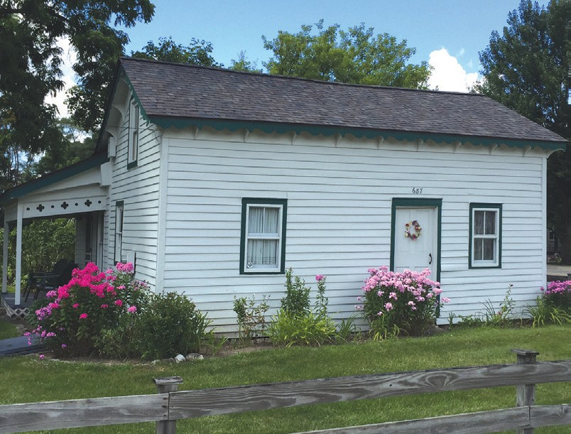 Wixom-Wire House funds raised to start preservation efforts; at ...
